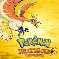Cover Pokémon HeartGold
