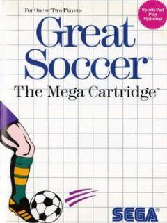 Cover Arcade Soccer