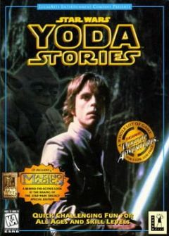 Cover Star Wars: Yoda Stories