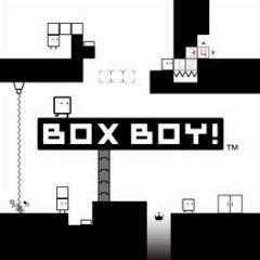 Cover BoxBoy!