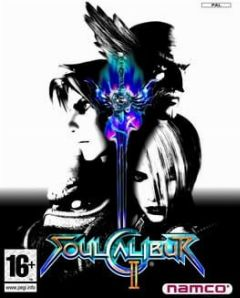 Cover SoulCalibur II