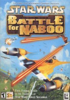 Cover Star Wars: Episode I – Battle for Naboo