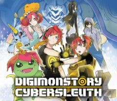 Cover Digimon Story Cyber Sleuth