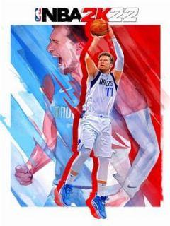 Cover NBA 2K22