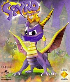 Cover Spyro the Dragon