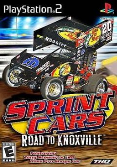 Cover Sprint Cars Road to Knoxville