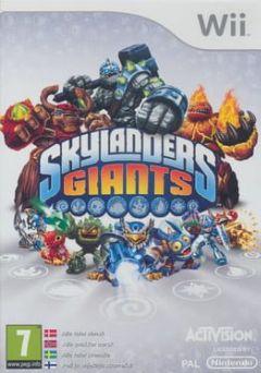 Cover Skylanders: Giants