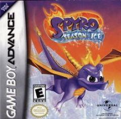 Cover Spyro: Season of Ice