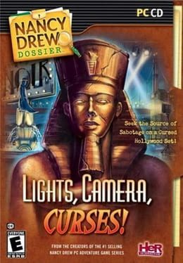 Cover Nancy Drew Dossier: Lights, Camera, Curses!