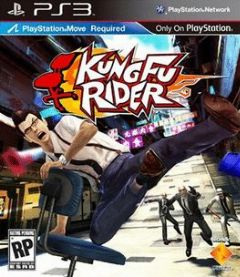 Cover Kung Fu Rider
