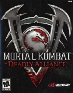 Cover Mortal Kombat: Deadly Alliance