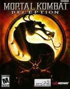Cover Mortal Kombat: Deception