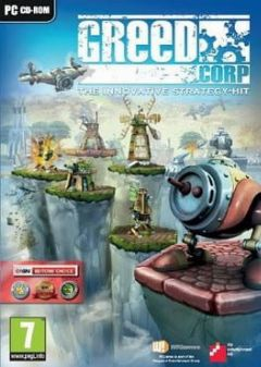 Cover Greed Corp