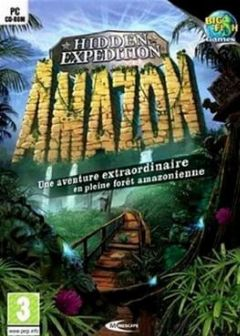 Cover Hidden Expedition: Amazon