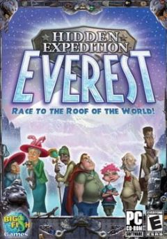 Cover Hidden Expedition: Everest