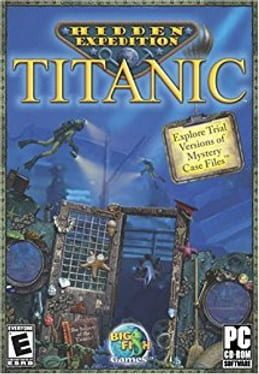 Cover Hidden Expedition: Titanic