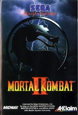 Cover Mortal Kombat II