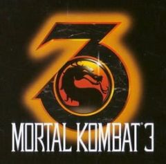 Cover Mortal Kombat 3