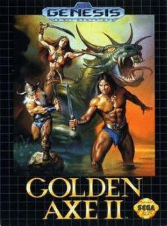 Cover Golden Axe II