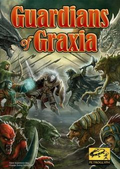 Cover Guardians of Graxia