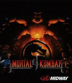 Cover Mortal Kombat 4
