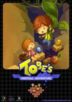Cover Tobe's Vertical Adventure