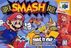 Cover Super Smash Bros.