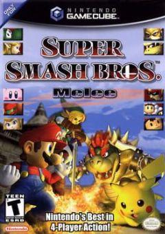 Cover Super Smash Bros. Melee