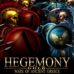 Cover Hegemony Gold: Wars of Ancient Greece
