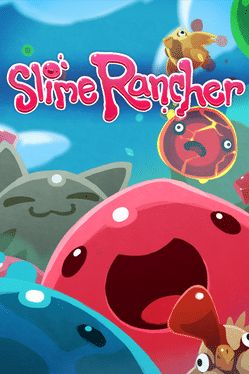 Cover Slime Rancher
