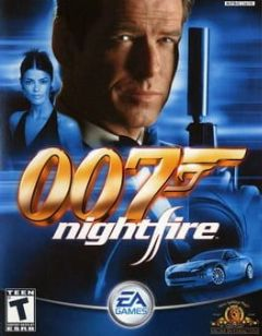 Cover James Bond 007: Nightfire