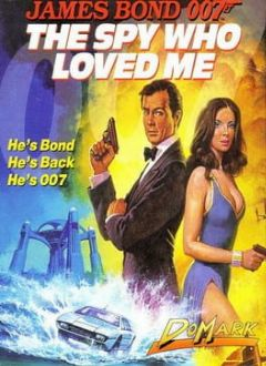 Cover The Spy Who Loved Me