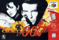 Cover GoldenEye 007