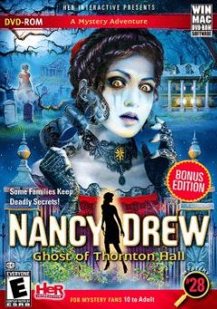 Cover Nancy Drew: the Ghost of Thornton Hall