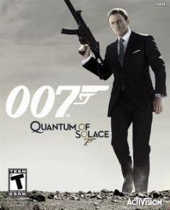 Cover 007: Quantum of Solace