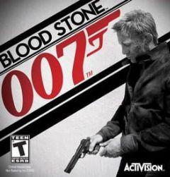 Cover James Bond 007: Blood Stone