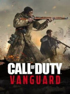 Cover Call of Duty: Vanguard