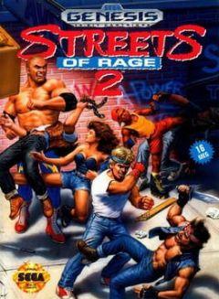 Cover Streets of Rage 2