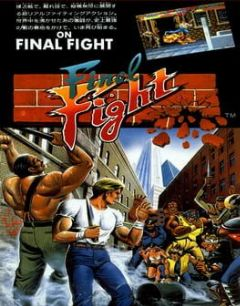 Cover Final Fight