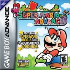 Cover Super Mario Advance: Super Mario Bros. 2