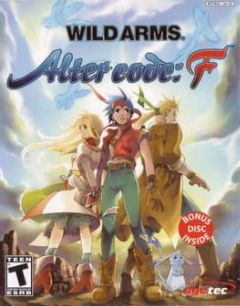 Cover Wild Arms Alter Code: F