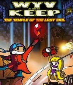 Cover Wyv and Keep: The Temple of the Lost Idol
