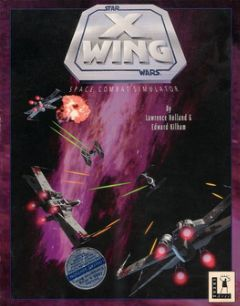Cover Star Wars: X-Wing