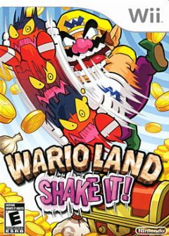 Cover Wario Land: Shake It!