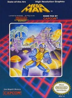 Cover Mega Man