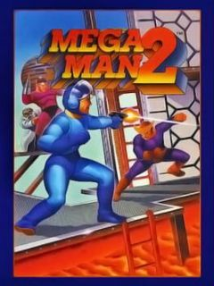 Cover Mega Man 2
