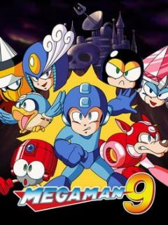 Cover Mega Man 9