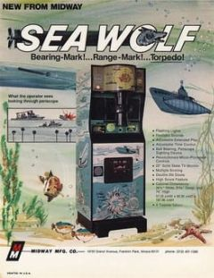 Cover Sea Wolf