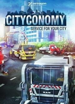 Cover CITYCONOMY: Service for your City