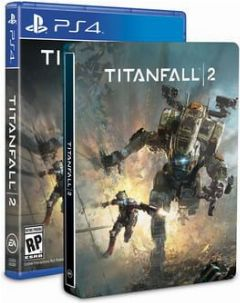 Cover Titanfall 2: SteelBook Edition